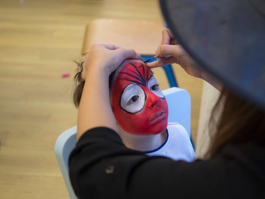 Anniversaire Super-héros 3-12 ans à Paris 15ème Sud