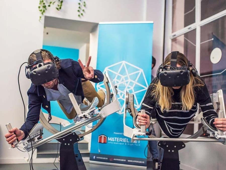 Session de Réalité virtuelle à Nantes (Loire-Atlantique, 44)