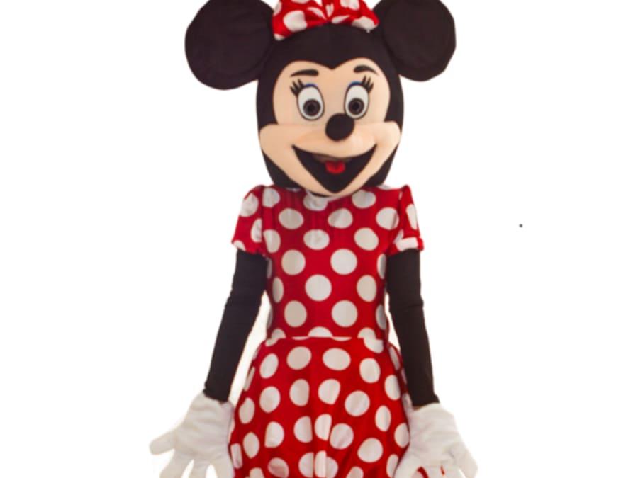Anniversaire Location de Mascotte Disney (34)