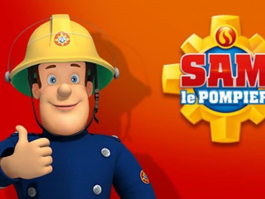 Anniversaire Sam le Pompier 3-7 ans à domicile