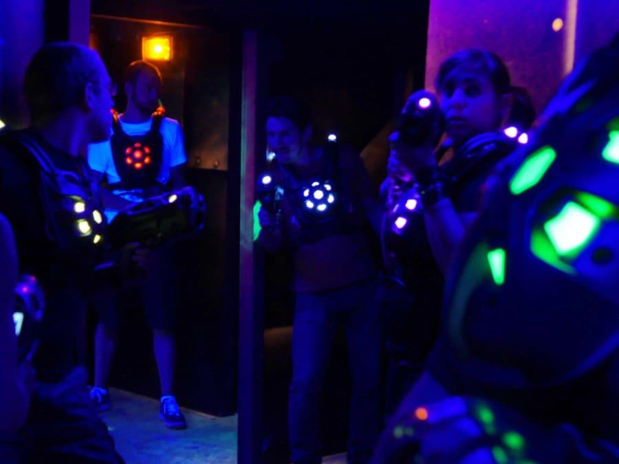 Laser Game spécial EVG ou EVJF à Lille (Nord, 59)