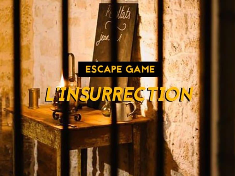 Escape Game Mission Insurrection à Nantes