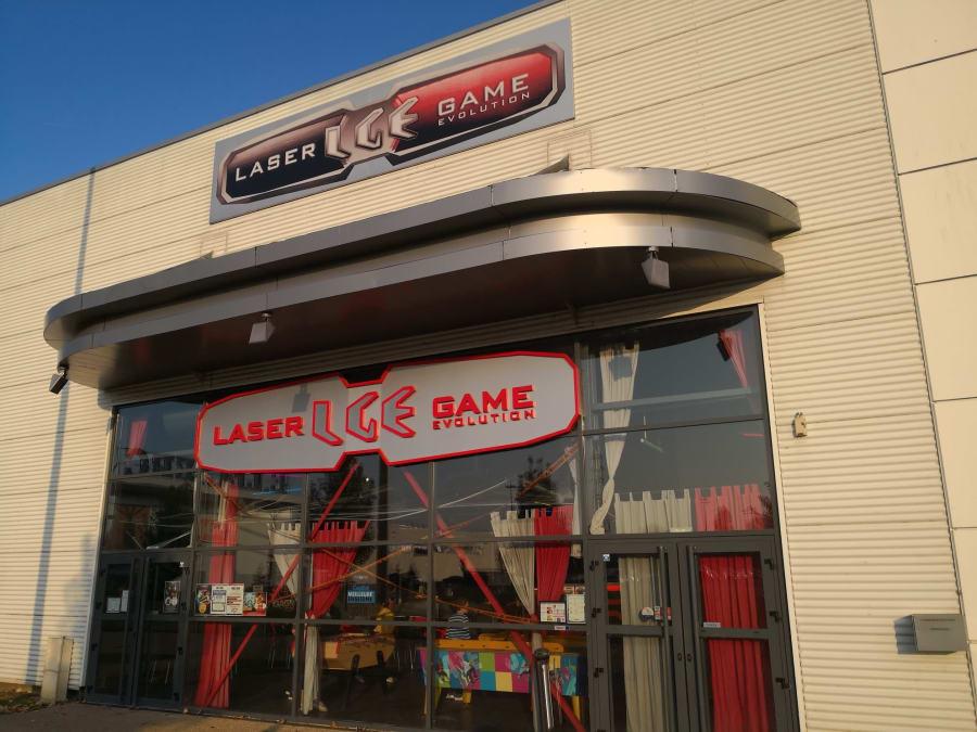 Anniversaire Laser Game 7-15 ans à Varennes Sur Seine (77)