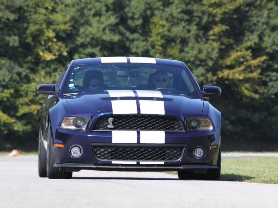 Stage de pilotage en Mustang Shelby - Circuit JP Beltoise (78)