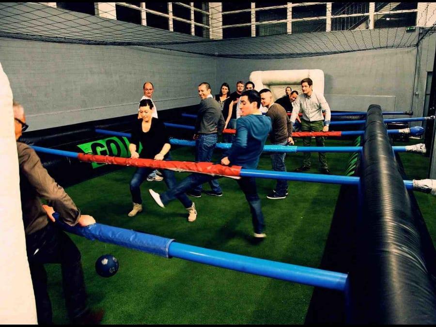 Team Building Multi-Sports à Pontoise (95)
