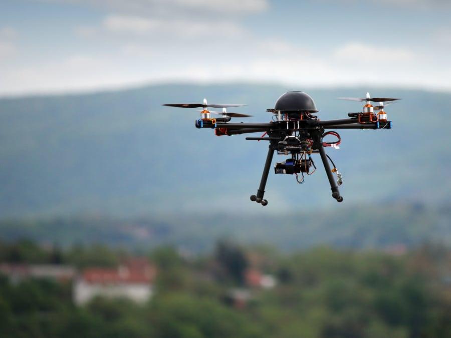 Initiation au pilotage de drone à Clermont-Ferrand