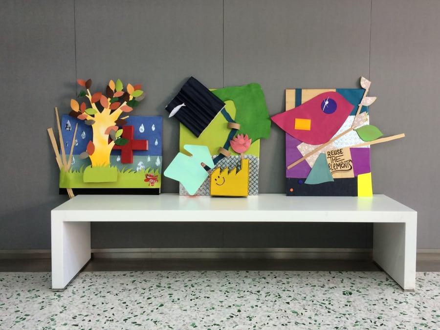 Team Building Recycl'Art : un atelier artiste eco-friendly