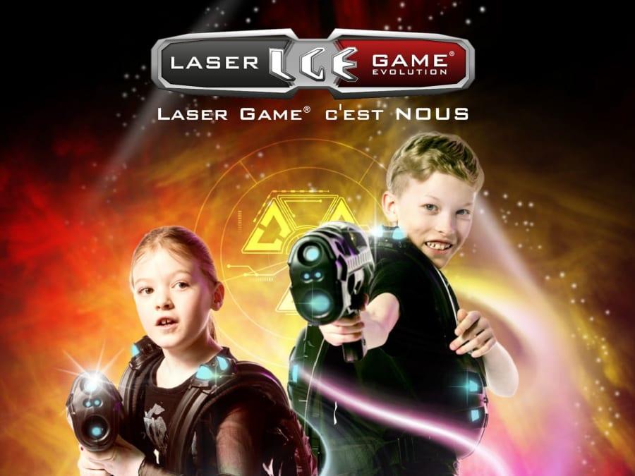 Anniversaire Laser Game 7-18 ans à Lille (Nord, 59)
