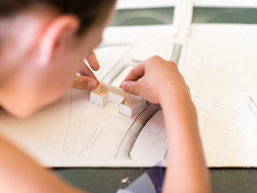 Anniversaire Petits Architectes 7-15 ans à Paris 14ème