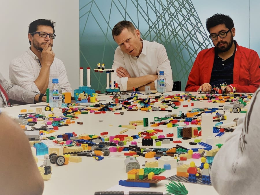 Team Building Serious Game LEGO®