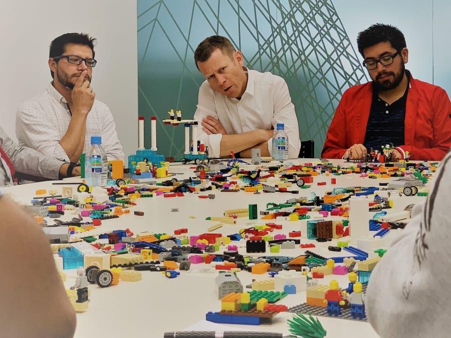 Team Building Serious Game LEGO® dans le NPDC