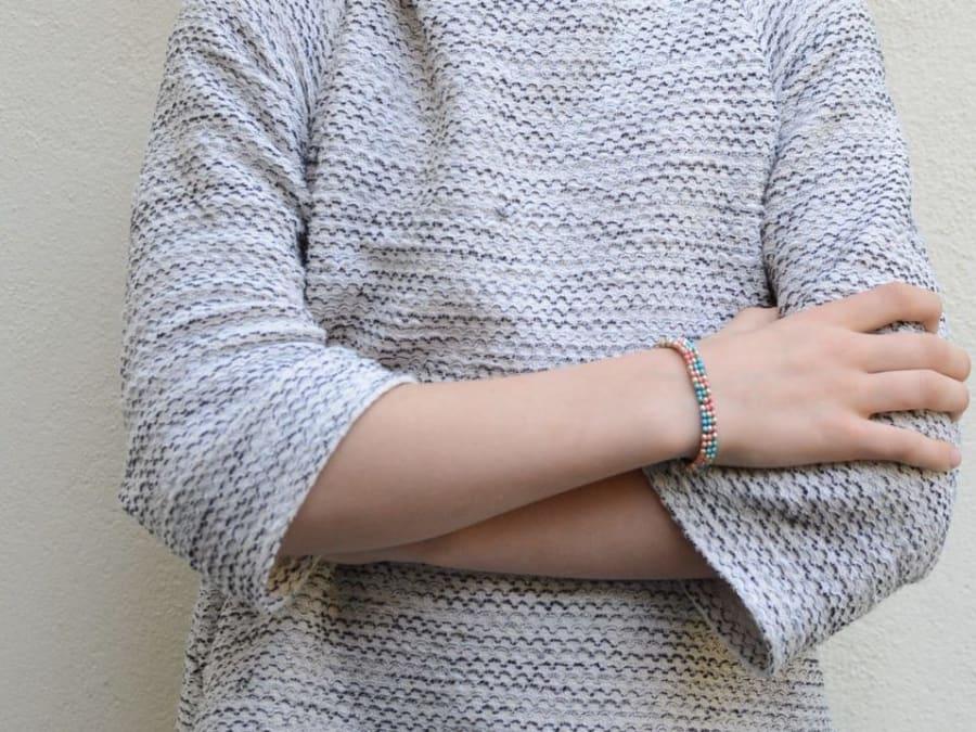 Anniversaire création de Bracelet en perles 7-14 ans à domicile