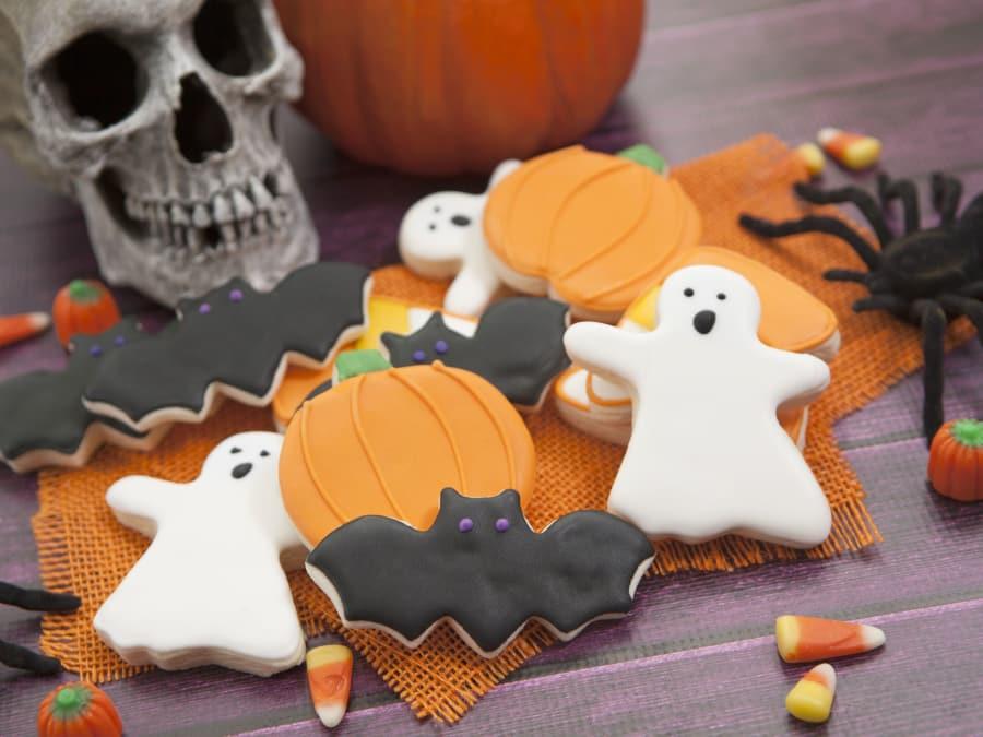 Ateliers Enfants Pâtisserie Spécial Halloween