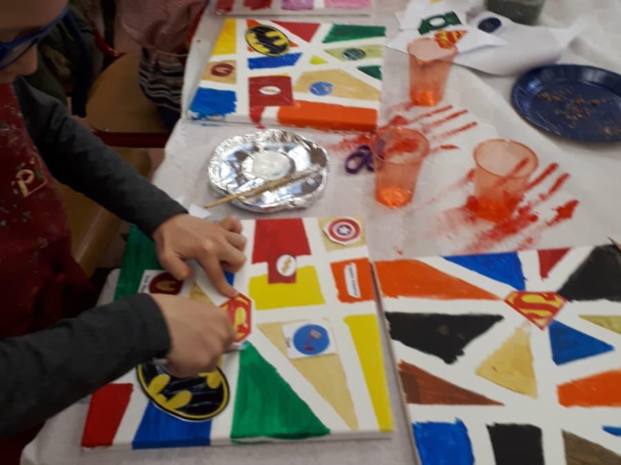 Anniversaire créatif à domicile avec Picwic -3h30, Vill. d'Ascq