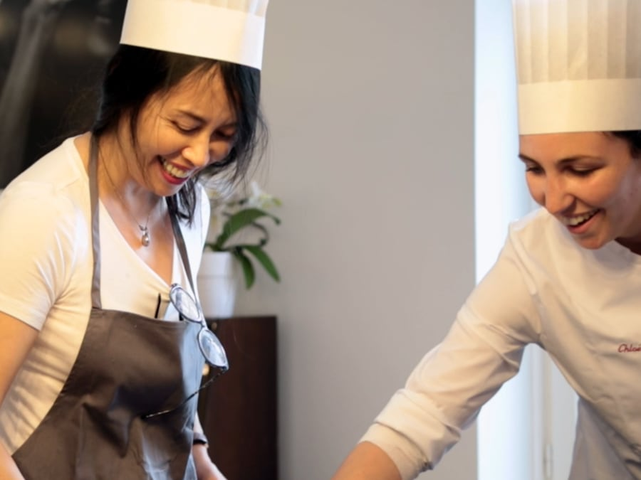 Atelier de Pâtisserie à Paris 2ème