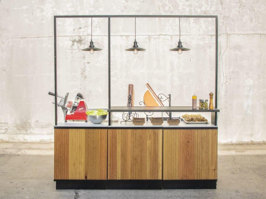 Animation Stand de Raclette