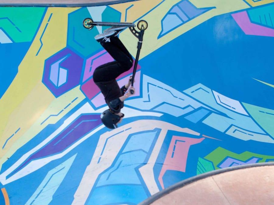 Cours de Trottinette Freestyle à Paris
