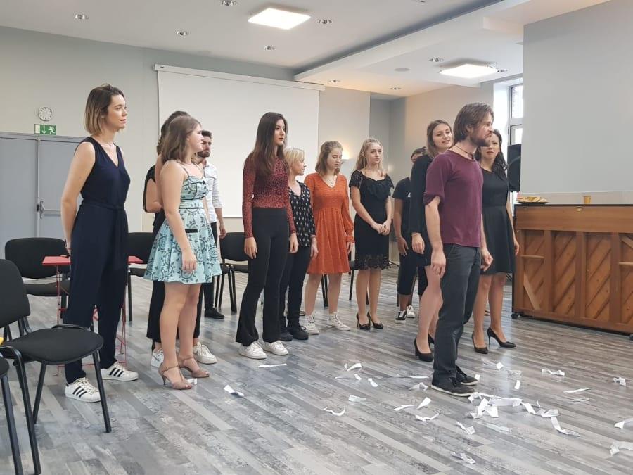 Stage vacances Comédie Musicale 12-15 ans à Créteil (94)