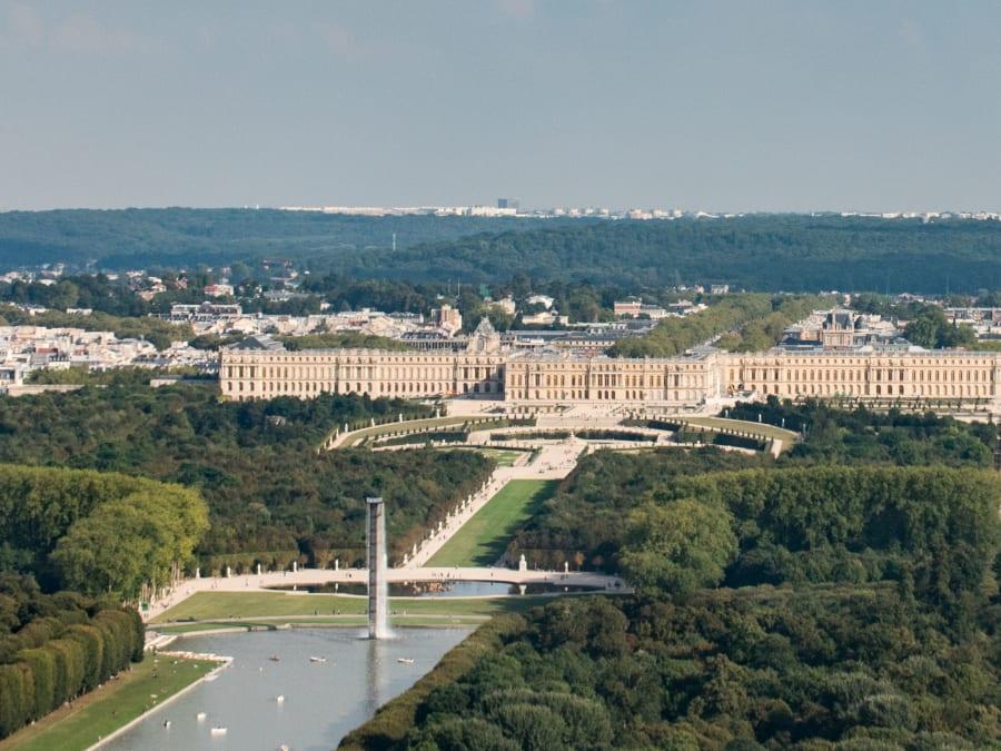 Baptême ULM proche Paris : les châteaux franciliens