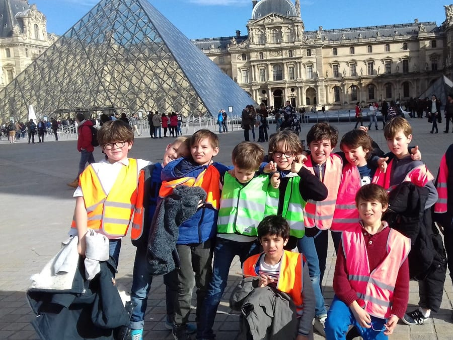 Anniversaire Jeu de Piste Culturel Palais Royal & Tuileries