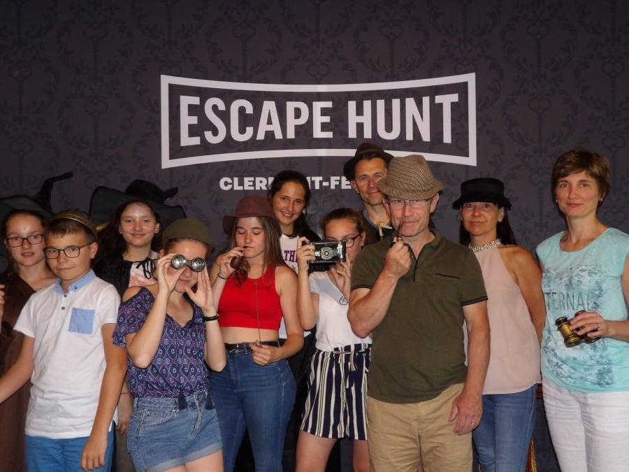 """Escape Game """"Le Cercle Noir des Catacombes"""" à Clermont-Ferrand"""