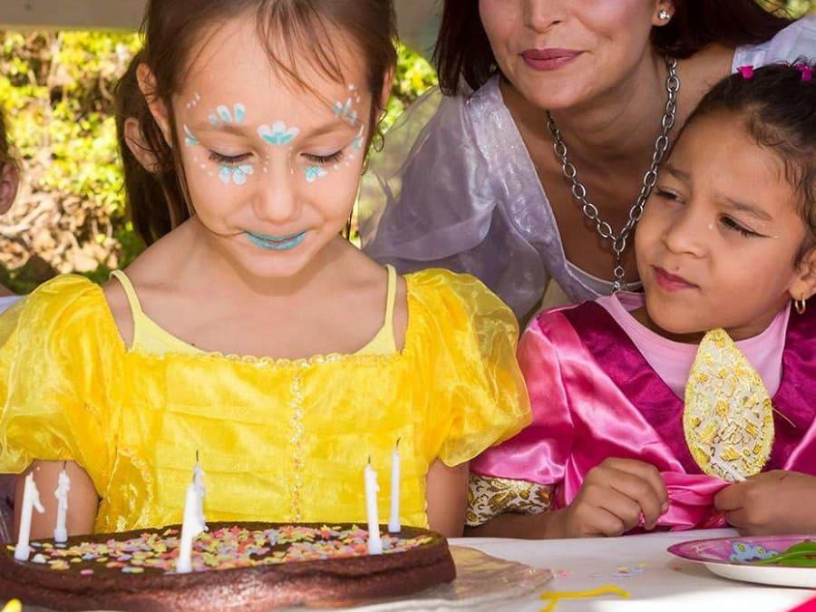 Anniversaire Fées et Princesses 3-12 ans à domicile (Reims)