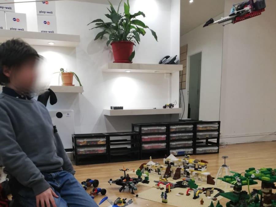 Stage été LEGO® Star Wars ingénierie 5-12 ans