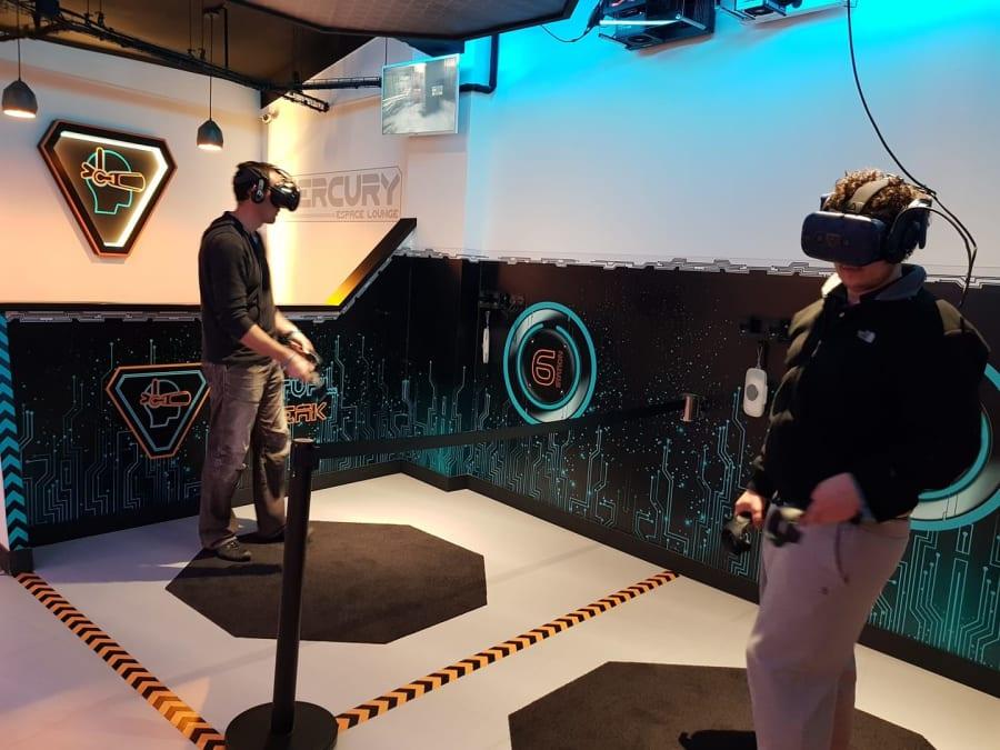 Expérience de Réalité Virtuelle spécial EVG/EVJF à Melun (77)