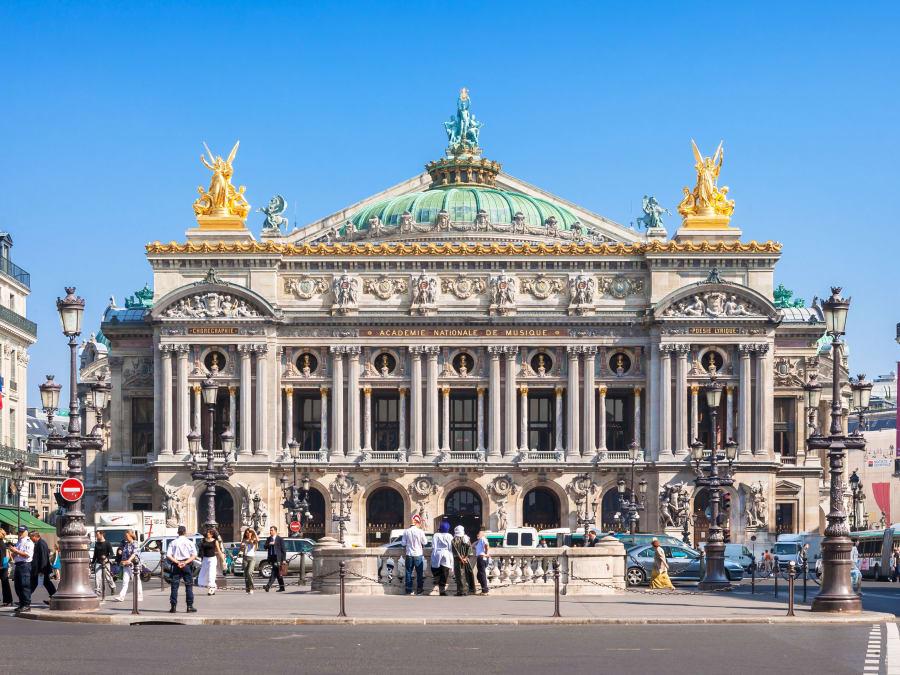 Team Building Visite Contée à l'Opéra Garnier