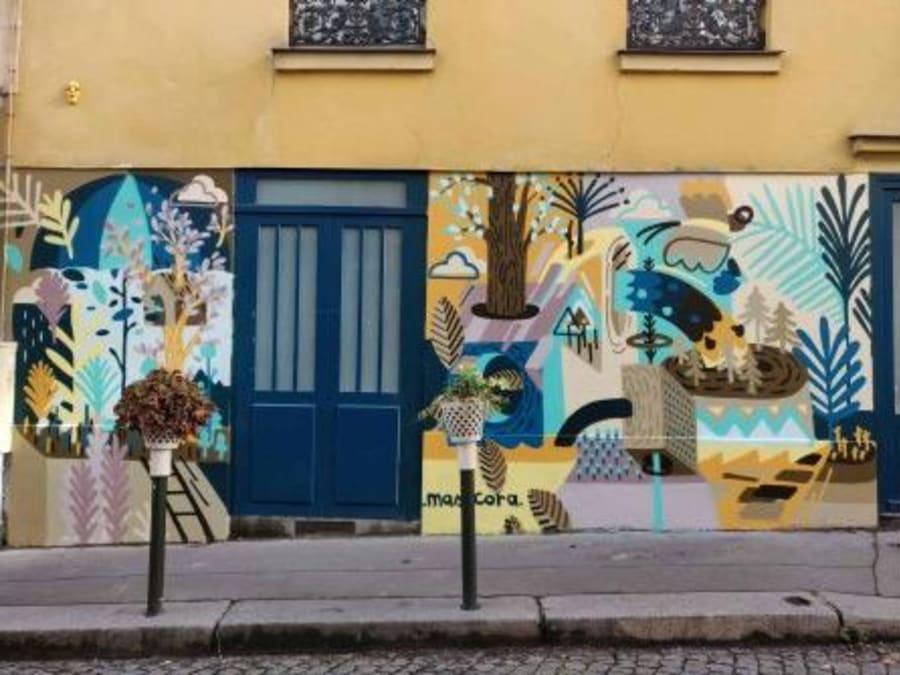 """Anniversaire """"Street Art de Montmartre"""" 6-15 ans à Paris 18e"""