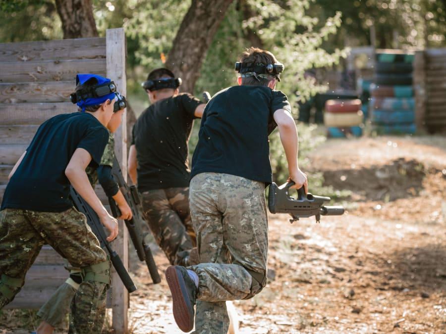 Team Building Laser Game extérieur proche de Sète (Hérault, 34)