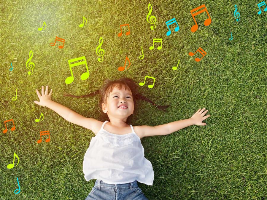 Anniversaire tout en Musique 3-7 ans à domicile
