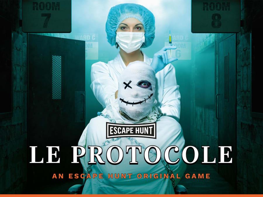 """Escape Game """"Le Protocole"""" à Bordeaux (33)"""