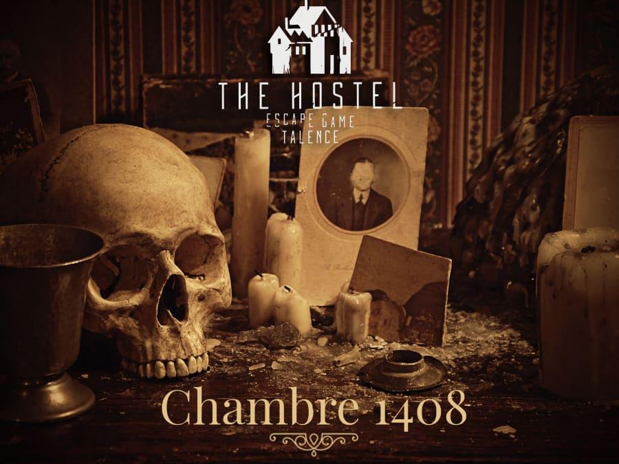 """Escape Game """"Chambre 1408"""" à Talence (33)"""