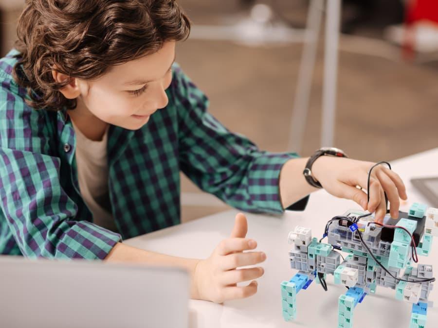 Anniversaire Robotique 8-15 ans à Paris 12ème