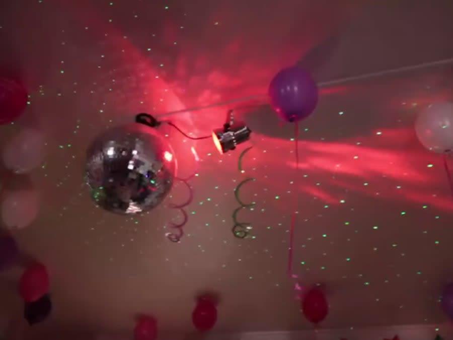 Anniversaire Danse Party 6-9 ans à Paris 16ème
