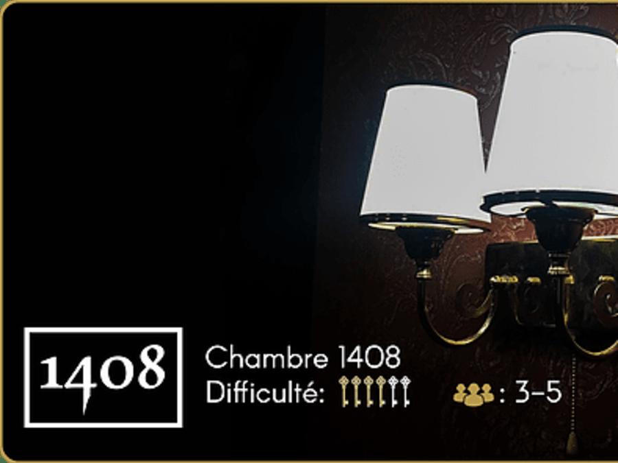 Escape Game Chambre 1408 dans le centre de Nice