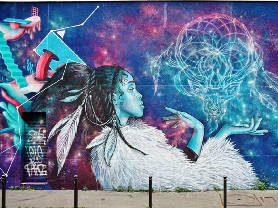 Team Building Découverte du Street Art à Belleville