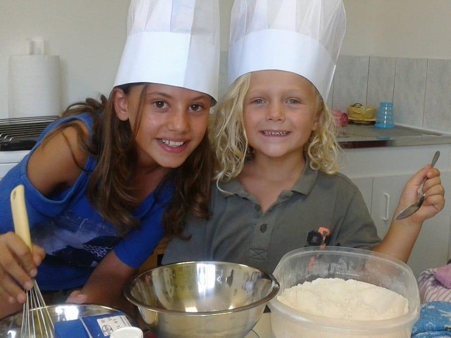 Anniversaire Petits Pâtissiers 6-12 ans à Marseille 13ème