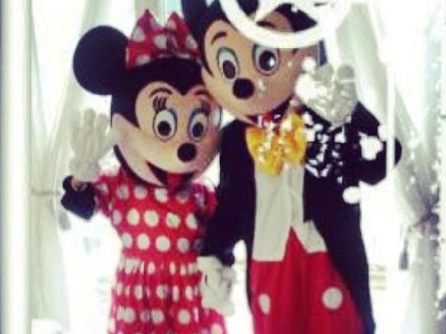 Anniversaire Mickey / Minnie 3-8 ans à domicile