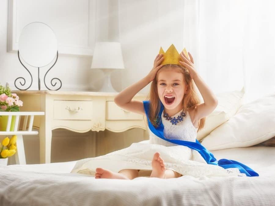 Anniversaire Princesse 4-9 ans à domicile