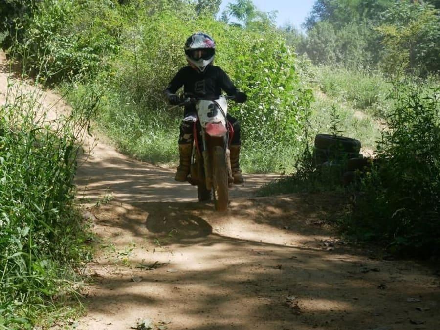 Initiation à la Motocross pour enfants & adultes proche de Lyon