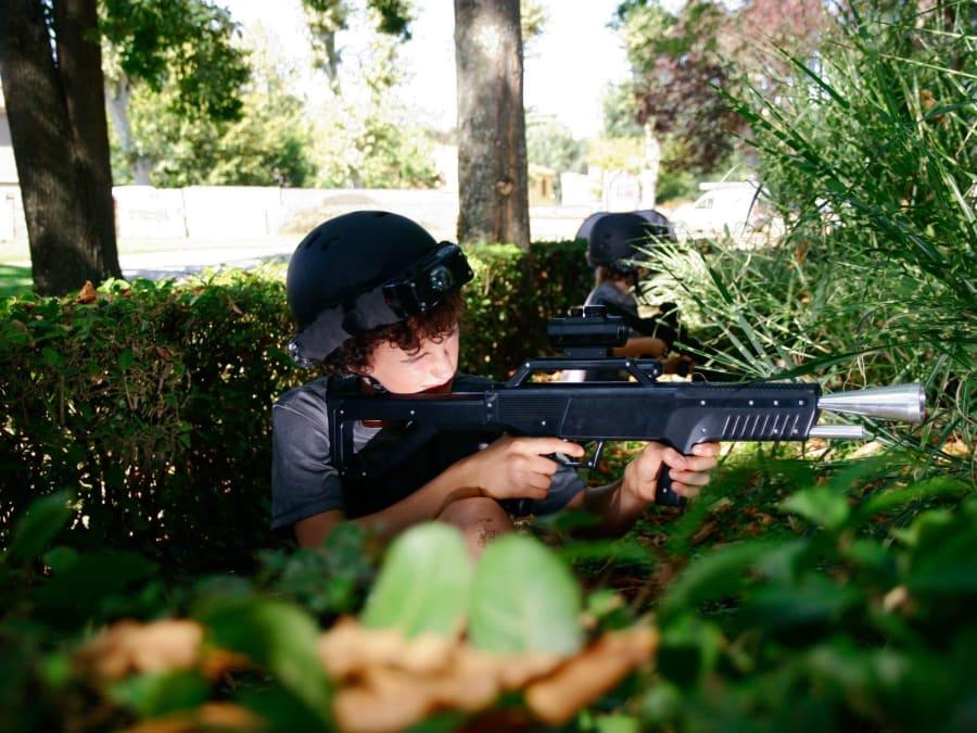 Anniversaire Laser Game 8-15 ans à Aix-en-Provence (13)
