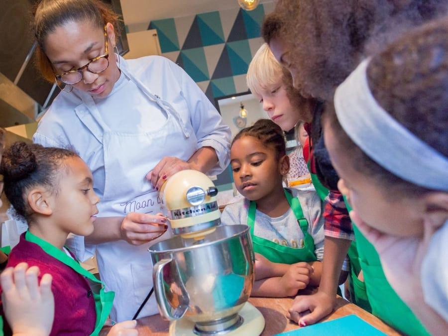 Anniversaire Pâtisserie pour petits gourmands à Paris 13ème
