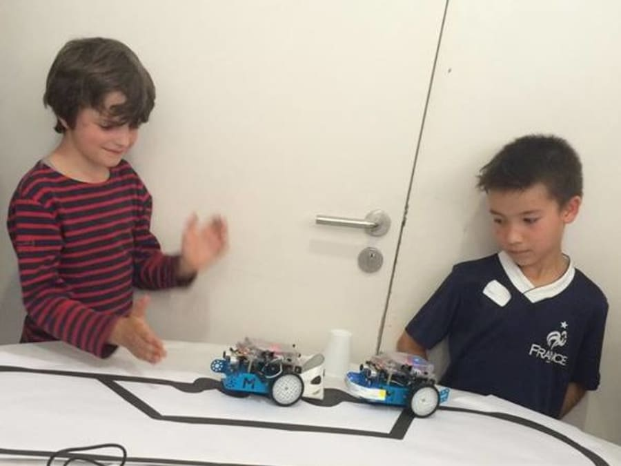 Anniversaire Robotique 8-15 ans à Rueil Malmaison (92)