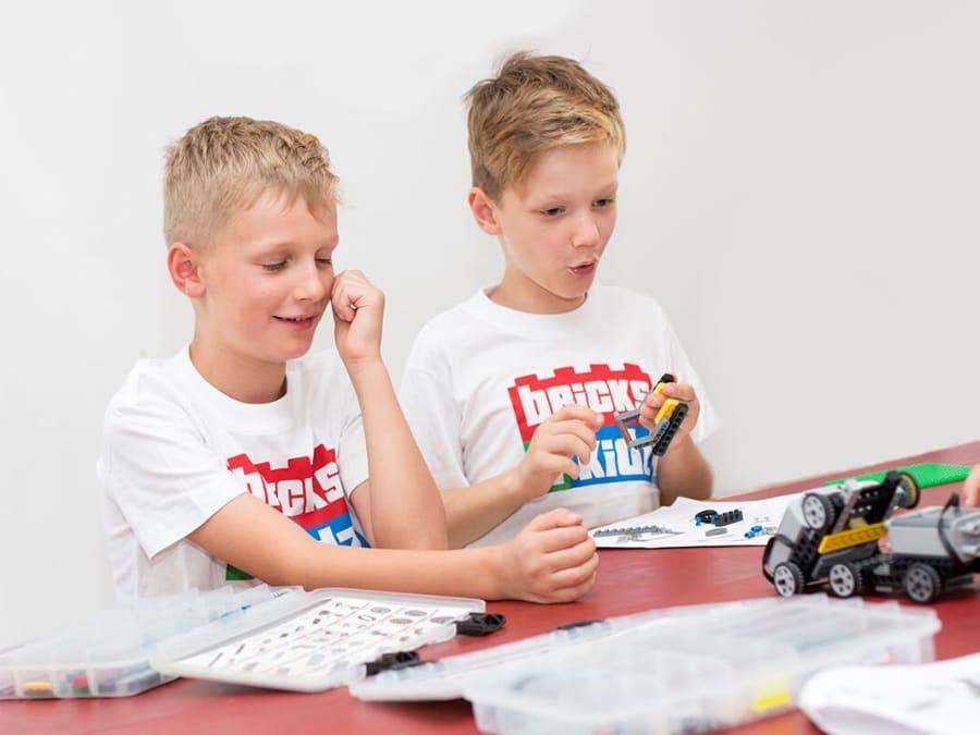 Anniversaire LEGO® Bricks 4 Kidz dès 5 ans à Vedène (84)