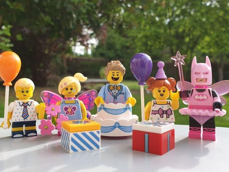 Anniversaire Film D Animation Lego 7 13 Ans A Domicile 94 Funbooker
