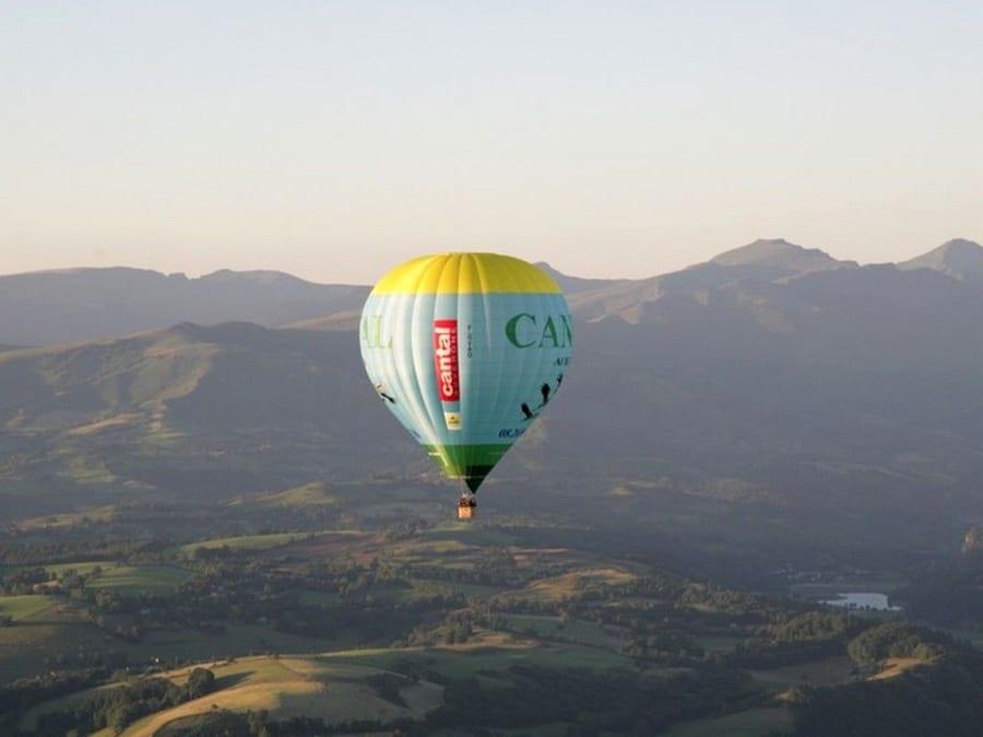 Vol en Montgolfière dans le Cantal (15)