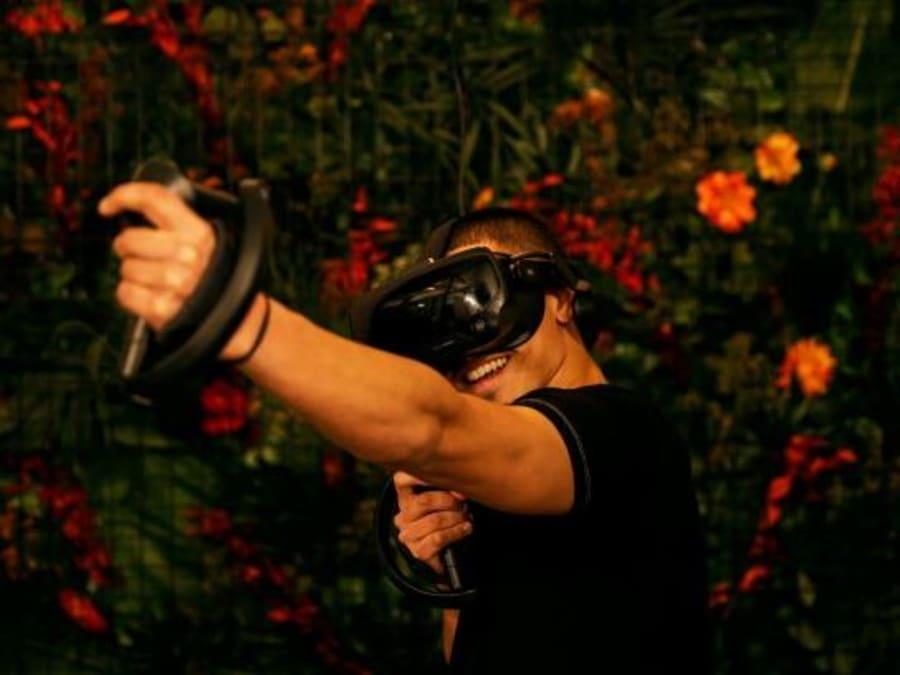 Session Réalité Virtuelle à Paris 5ème