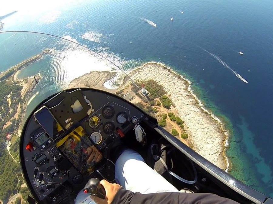 Initiation au pilotage d'ULM Gyrocoptère proche de Toulon (83)
